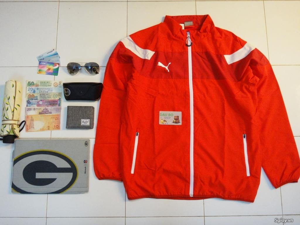 Áo khoác Adidas & Nike , Nón NY, LA A's (hàng nhập nhé các bạn) - 1