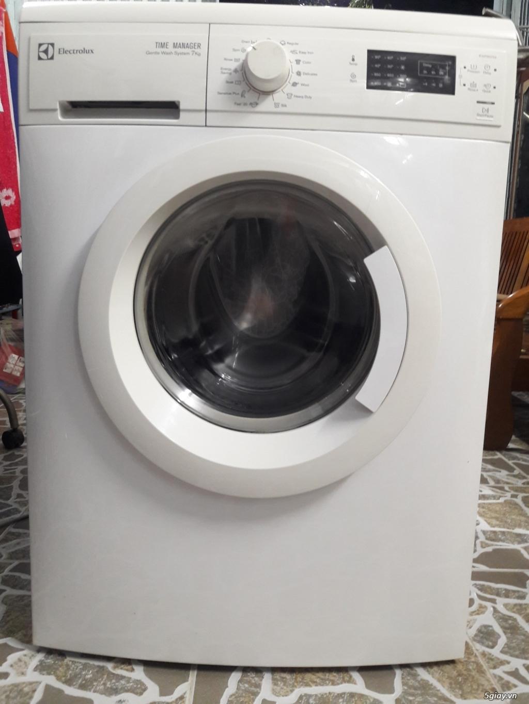 Cần bán máy giặt Electrolux 7.0 Kg lồng ngang