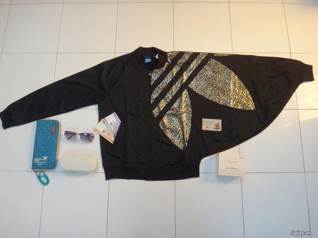 Áo khoác Adidas & Nike , Nón NY, LA A's (hàng nhập nhé các bạn) - 4