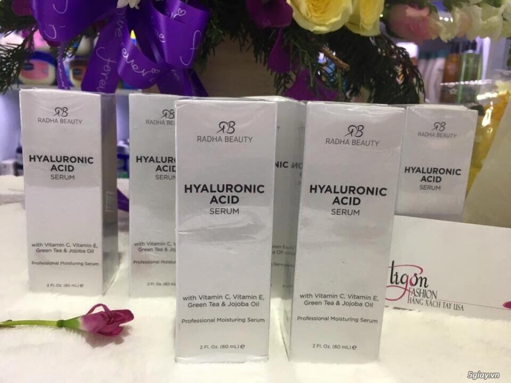 Serum Hyaluronic Acid 30ml của RADHA BEAUTY - 12