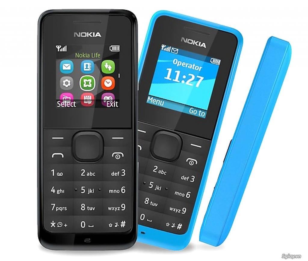 Điện thoại phổ thông Nokia chính hãng - 6
