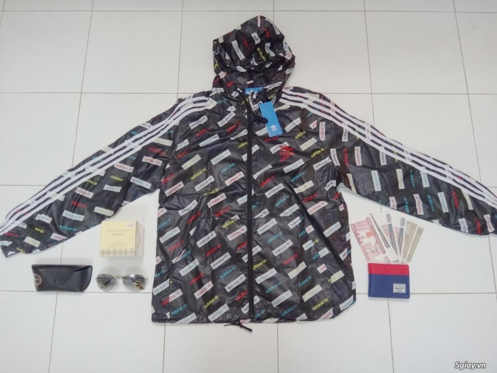 Áo khoác Adidas & Nike , Nón NY, LA A's (hàng nhập nhé các bạn) - 6