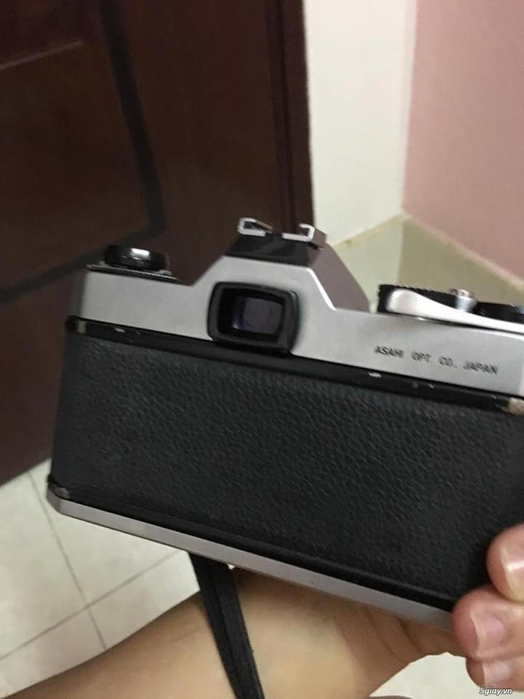 máy ảnh Pentax spotmatic F - 3