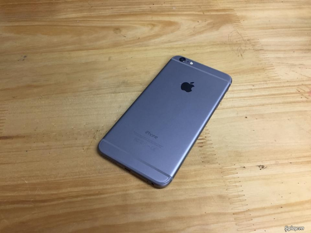 Bán iphone 6 plus 128gb grey lock AT&T likenew - 2
