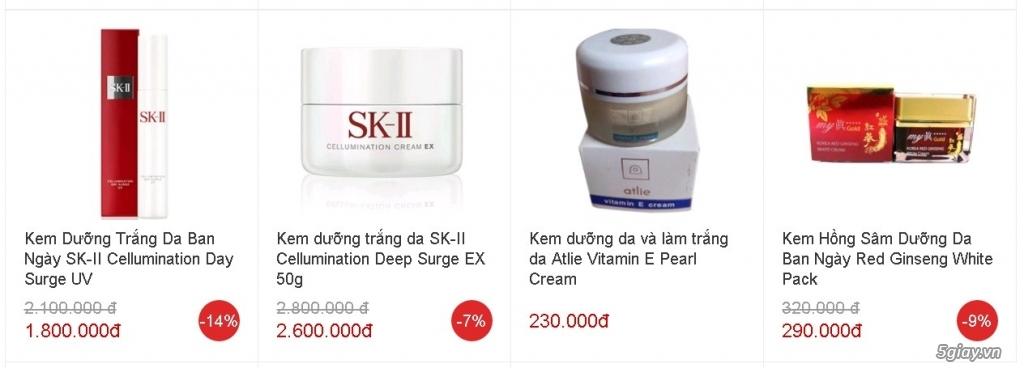 Tp.HCM - Đại lý cấp 1 giá gốc mỹ phẩm Hàn Quốc & Nhật Bản nhập khẩu - 6