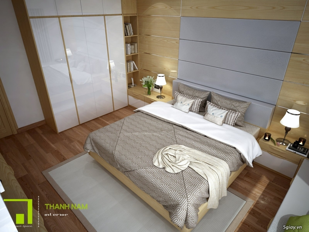 Nội Thất Phố - Nhận thiết kế nội thất Nhà phố, Căn hộ, Biệt thự - 9