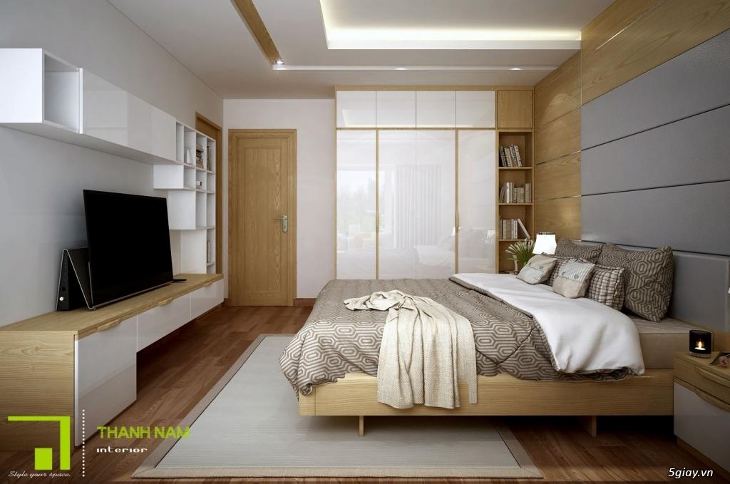 Nội Thất Phố - Nhận thiết kế nội thất Nhà phố, Căn hộ, Biệt thự - 5