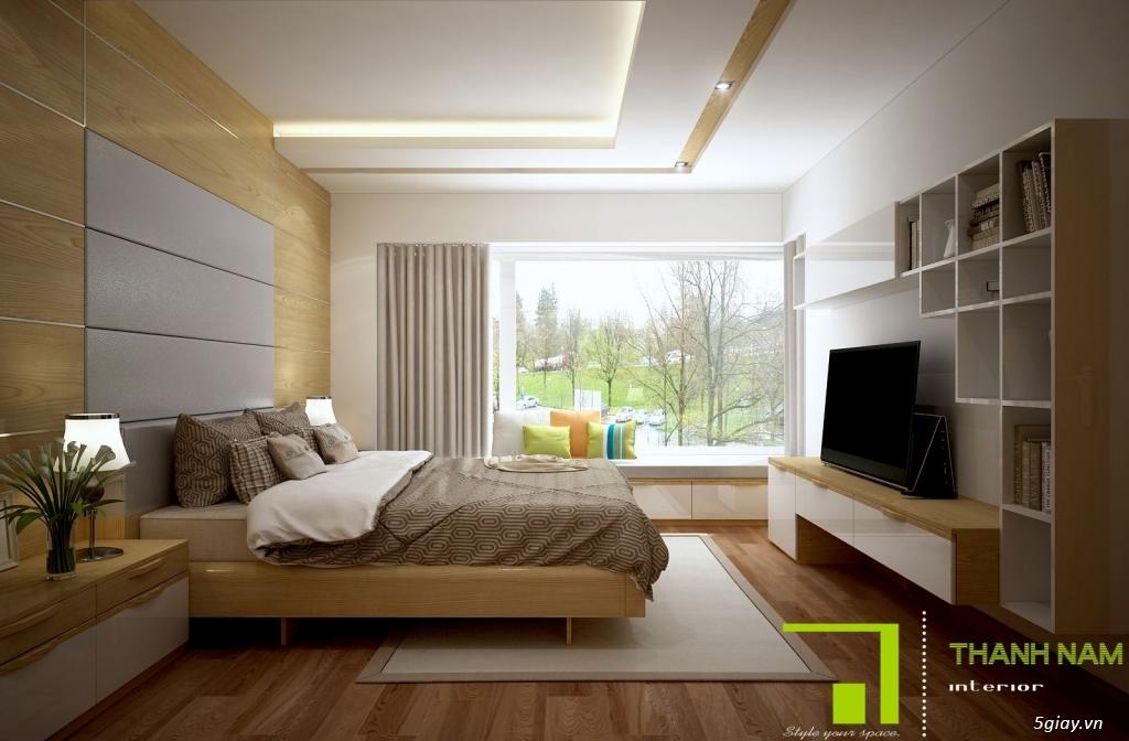 Nội Thất Phố - Nhận thiết kế nội thất Nhà phố, Căn hộ, Biệt thự - 6