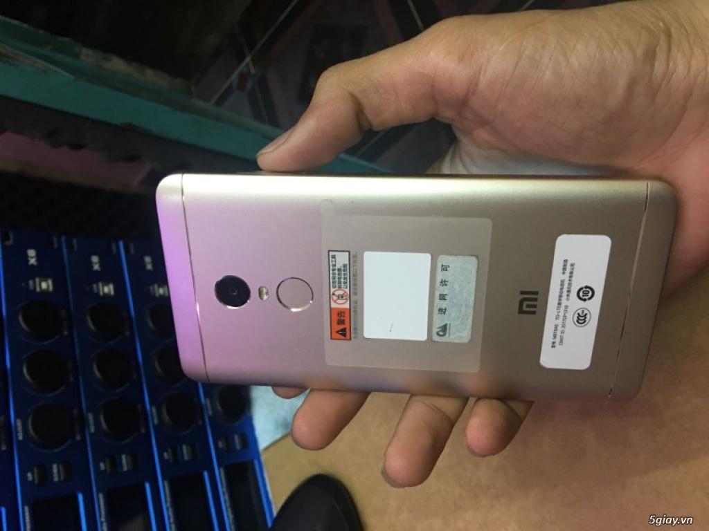 """Thanh lý Xiaomi Redmi Note 4X Bản 4G RAM - Flash Plus 2 5.5"""" RAM 3G Full HD"""