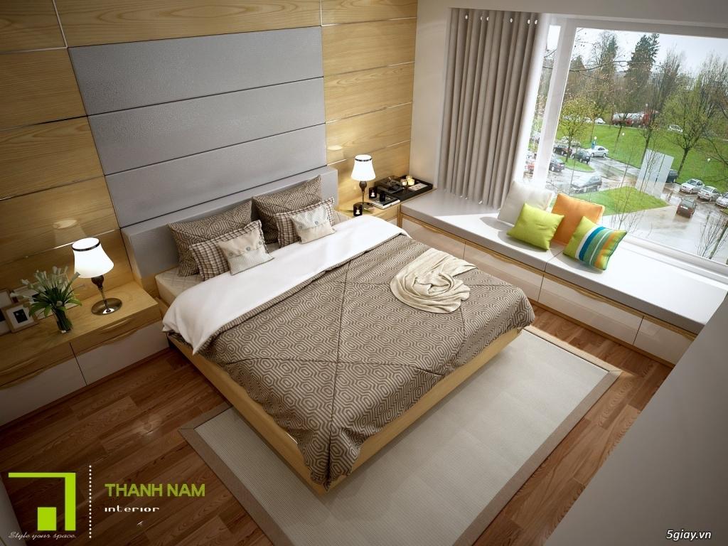 Nội Thất Phố - Nhận thiết kế nội thất Nhà phố, Căn hộ, Biệt thự - 8