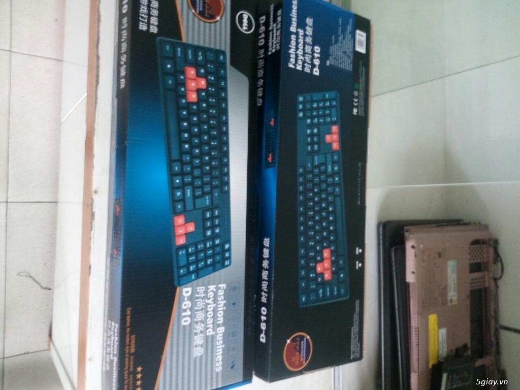 Phân phối phu kiện laptop Bàn phím DELL D610 Giá lẽ như Giá sĩ new100%
