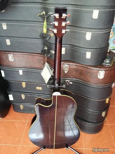 Acpoustic guitar Morris và Yamaha sản xuất tại Nhật - 2