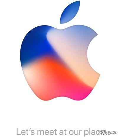 Thư mời ra mắt iPhone 8 chính thức - 203336