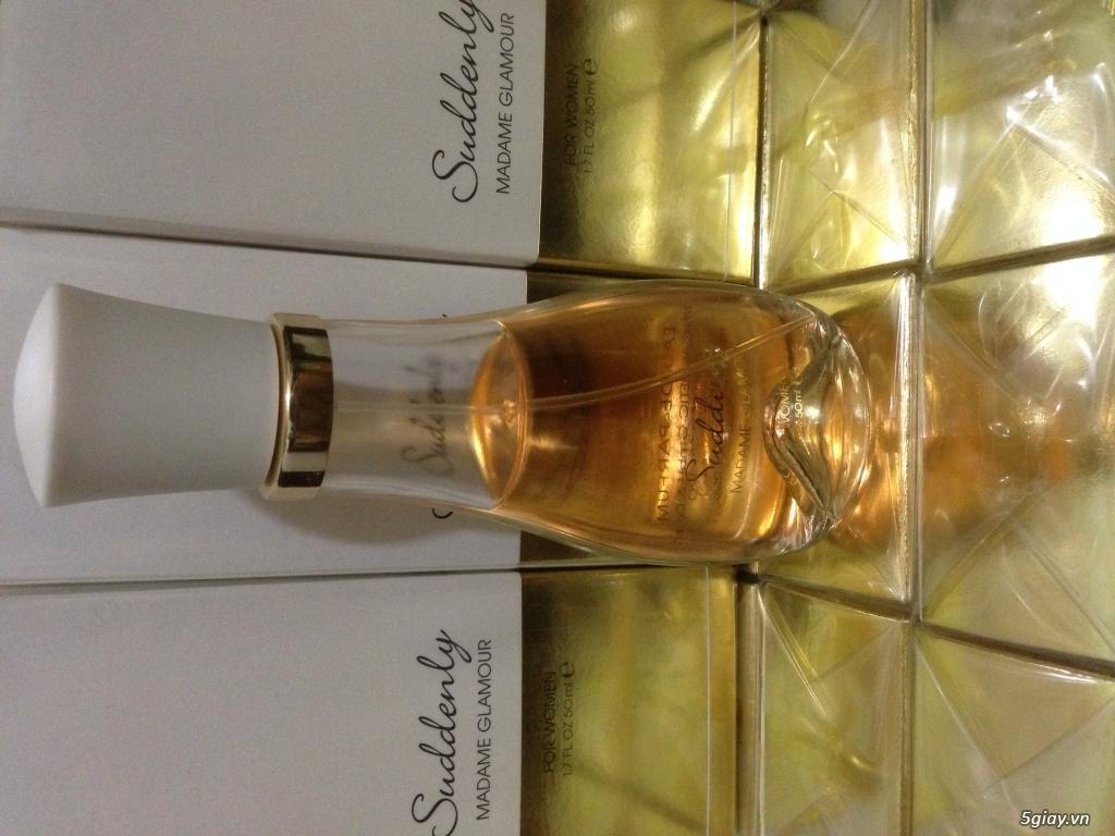 Thanh lý nước hoa NỮ : Suddenly Madame Glamour 50ml