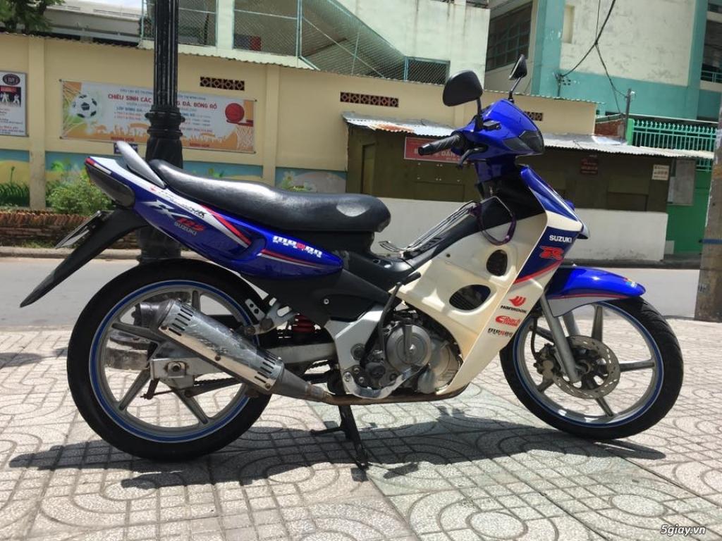 Fx 125cc Xe Nhật Chính chủ sang tên1 nốt nhạc - 4