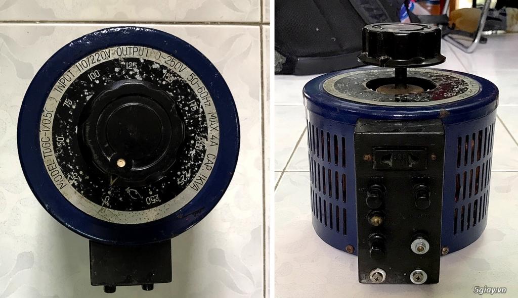Box chống nhĩu/lọc điện,Biến áp cách li,DVD portable,LCD mini,ampli,loa,equalizer.... - 8