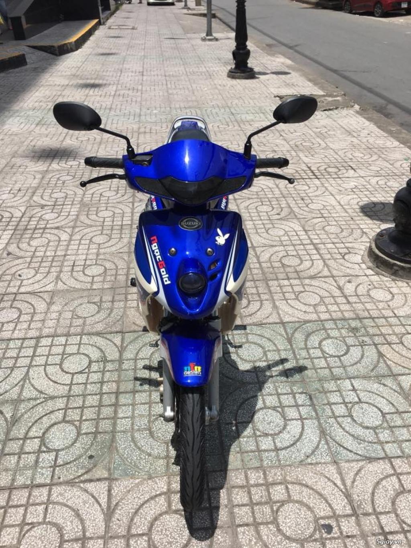 Fx 125cc Xe Nhật Chính chủ sang tên1 nốt nhạc - 1