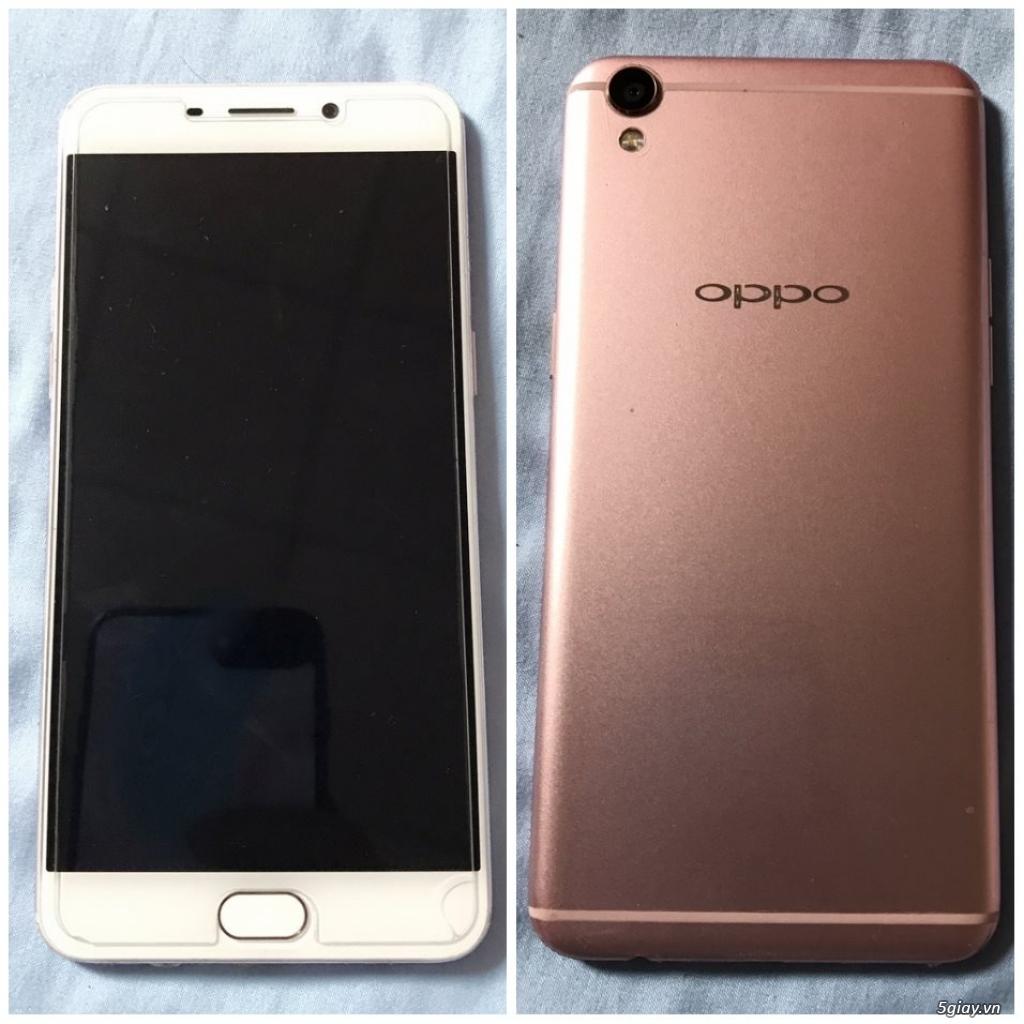 Oppo F1 Plus Vàng hồng 99%