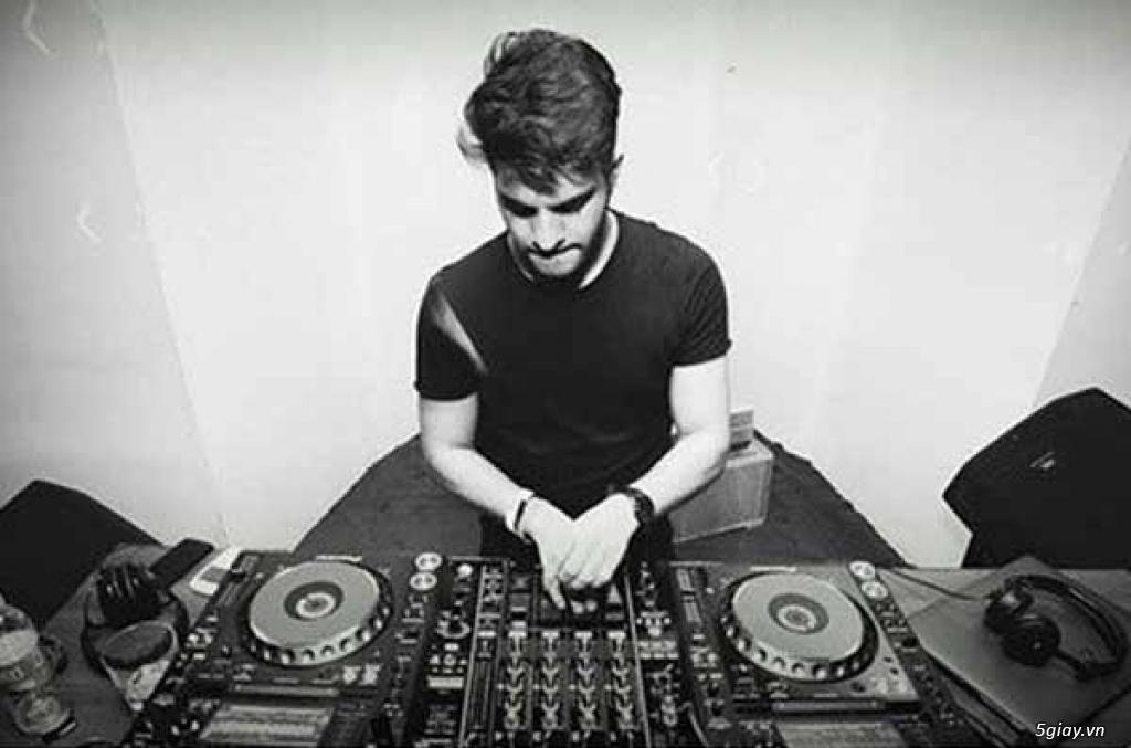 Đào tạo DJ cho các bạn đam mê - 1