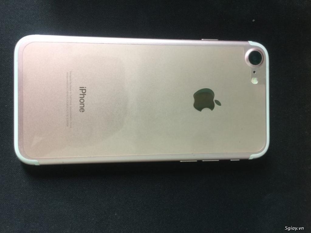 biên hòa: cần bán iphone 7 rose 32gb fullbox - 4