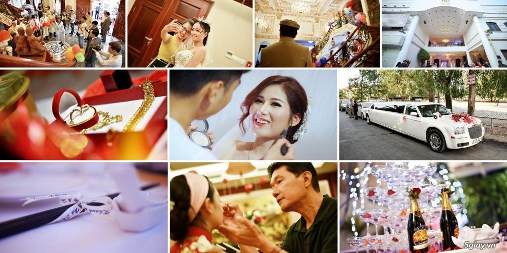 Nhận chụp hình tiệc cưới 6-7k/tấm - 3