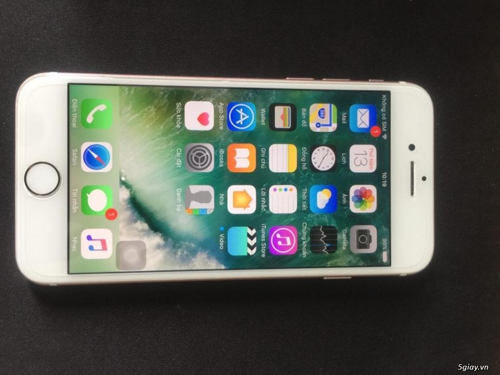 biên hòa: cần bán iphone 7 rose 32gb fullbox - 3