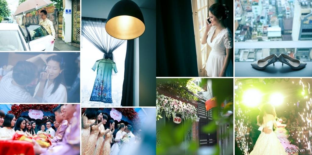 Nhận chụp hình tiệc cưới 6-7k/tấm - 6