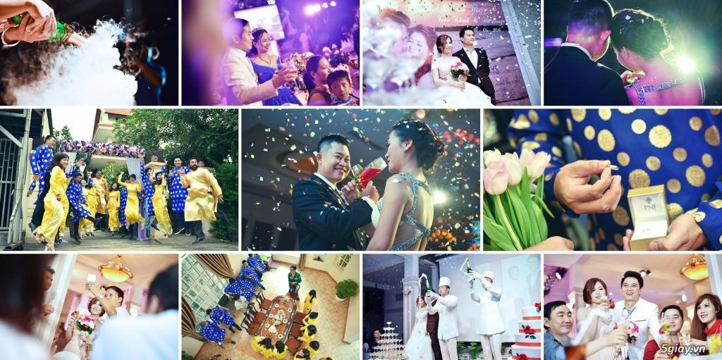 Nhận chụp hình tiệc cưới 6-7k/tấm - 4