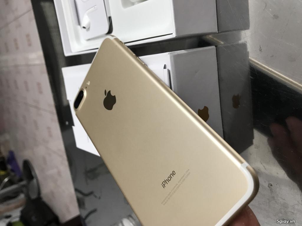 Iphone 7 Plus 32GB Gold QT Mỹ fullbox - 1