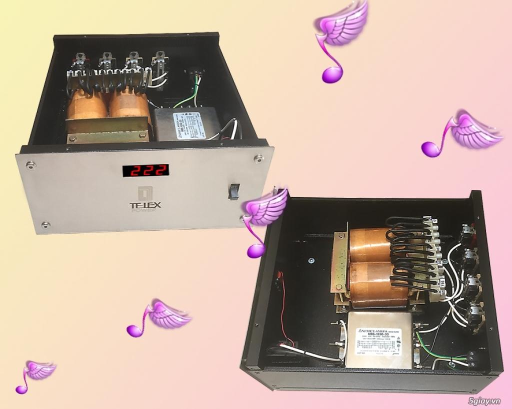 Biến áp cách ly , thùng biến áp cách ly, lọc điện - 11