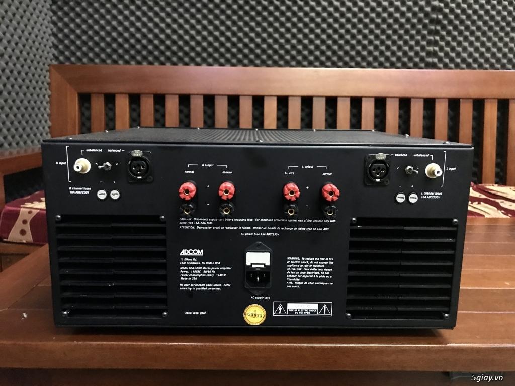 Khanh Audio  Hàng Xách Tay Từ Mỹ  - 28