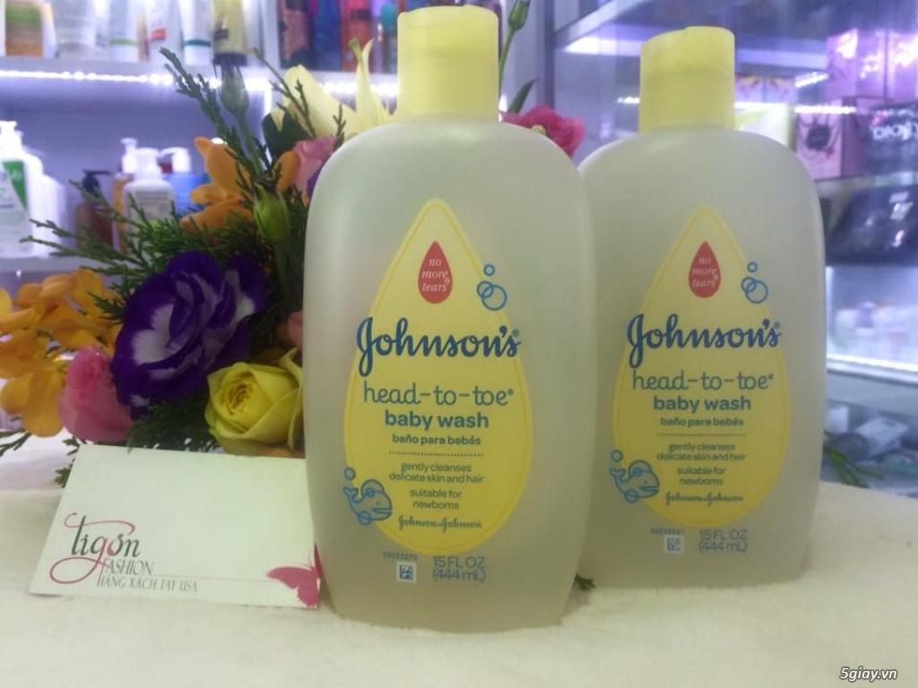 ✨✨ Sữa tắm Johnson Bedtime giúp bé ngủ ngon - 14