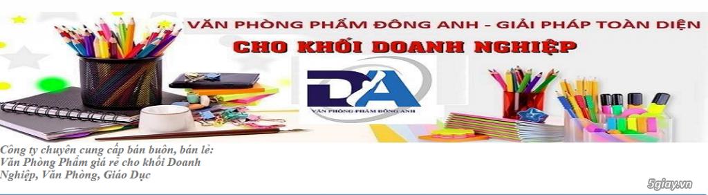 Văn phòng phẩm khu công nghiệp Quang Minh Đông Anh