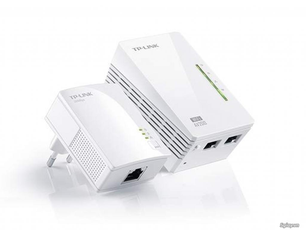 TP-LINK  TL-WPA2220KIT Bộ mở rộng internet qua đường dây điện