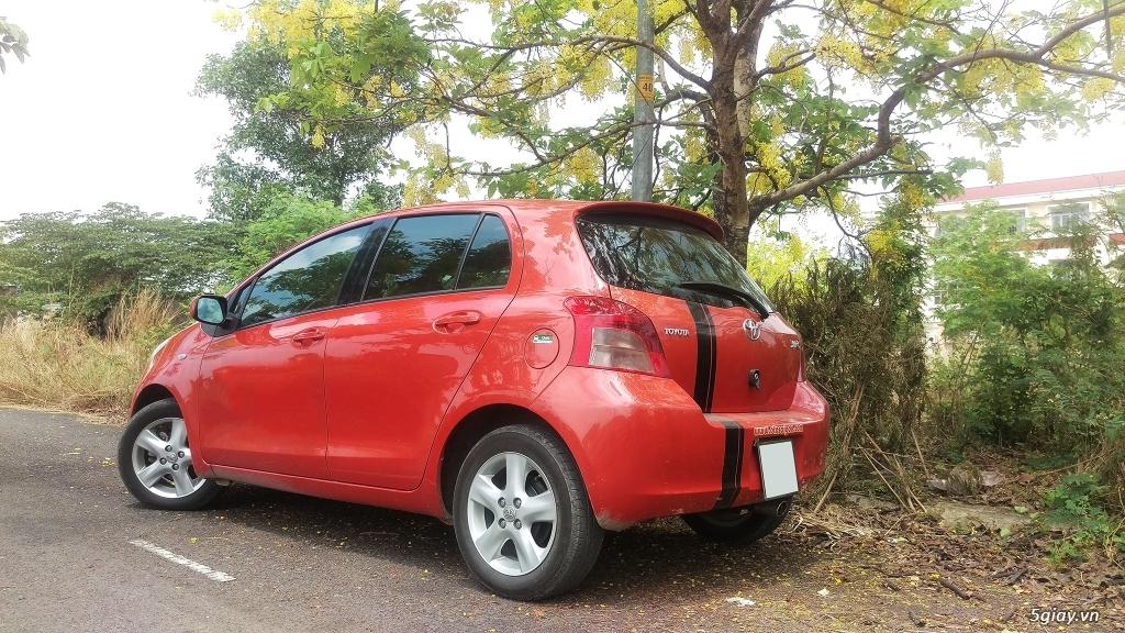 Cần bán: Xe Toyota Yaris 2009 nhập Nhật - Bảo dưỡng hãng định kỳ - Có giấy chứng nhận chất lượng - 2