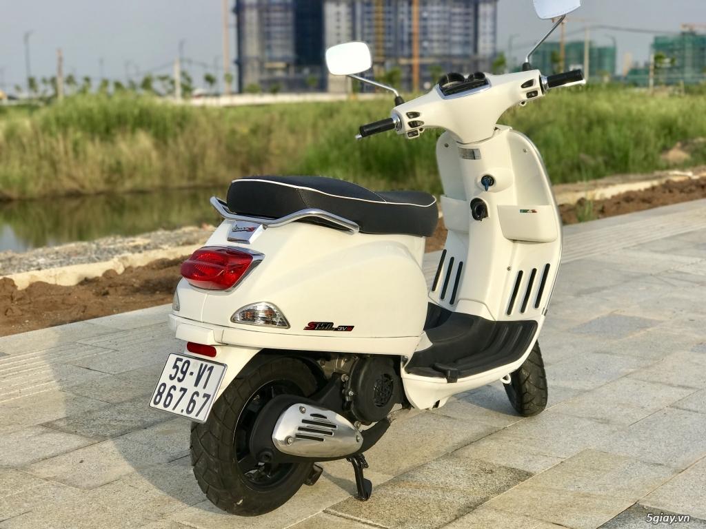 Cần thanh lý Vespa S 150 2013 mới 99% !! - 2
