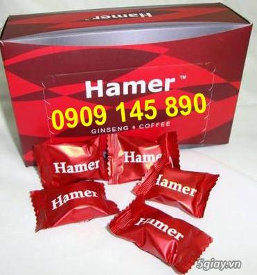 Hamer Candy kẹo sâm tăng cường sinh lực phái mạnh Make Me Happy - 1