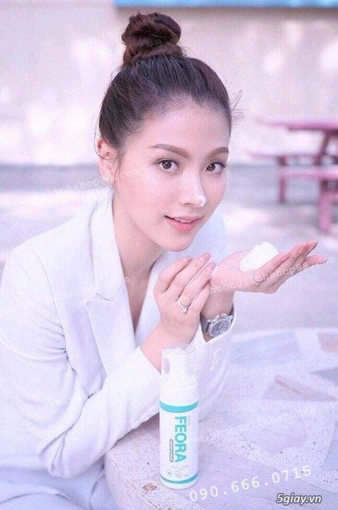 Sữa Rửa Mặt Tạo Bọt Dạng Xịt Mousse Cleanser Feora_SiêuPhẩm từ HànQuốc - 38