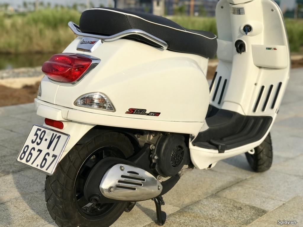 Cần thanh lý Vespa S 150 2013 mới 99% !!