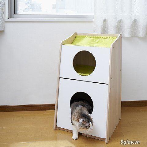 Nhà cho Mèo tiện dụng - 3