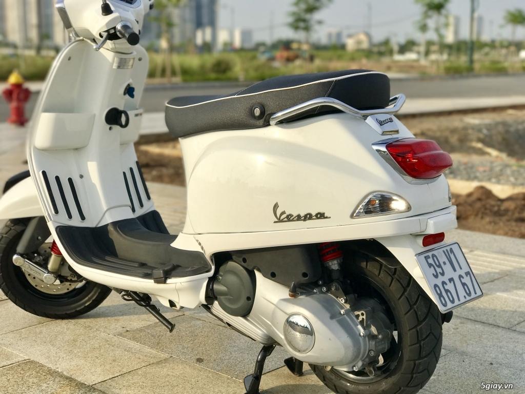 Cần thanh lý Vespa S 150 2013 mới 99% !! - 1