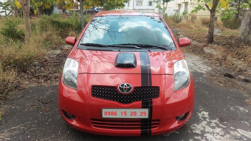 Cần bán: Xe Toyota Yaris 2009 nhập Nhật - Bảo dưỡng hãng định kỳ - Có giấy chứng nhận chất lượng - 1