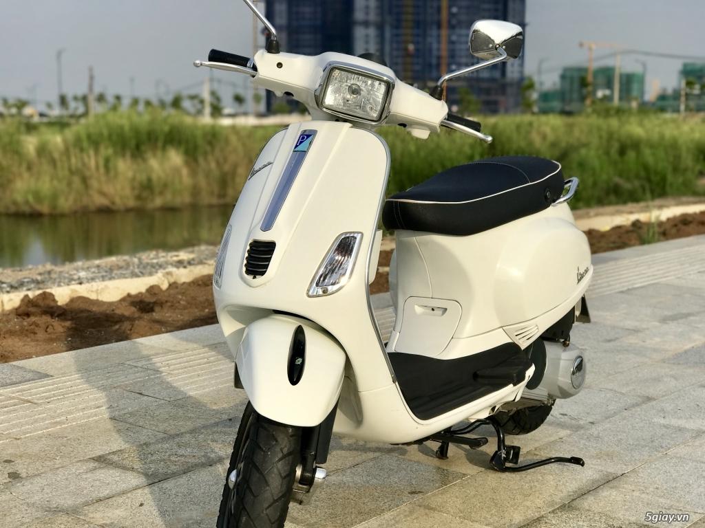 Cần thanh lý Vespa S 150 2013 mới 99% !! - 3