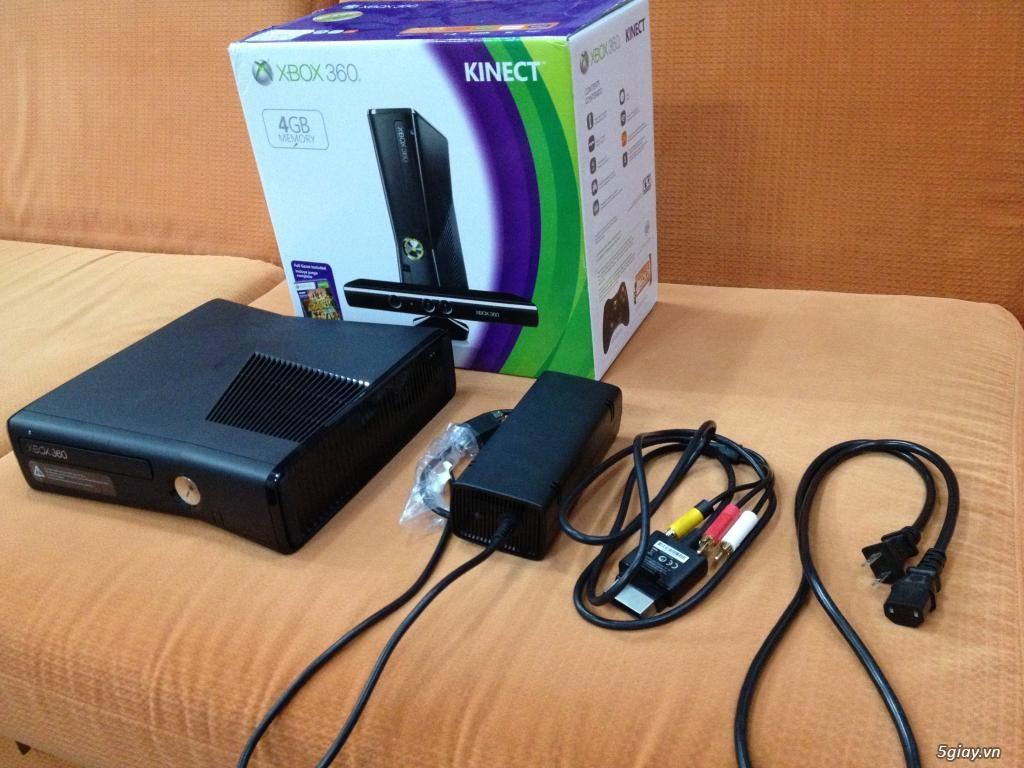 Cần Bán: PS3 slim 500GB hack full & XBOX360 slim 250GB