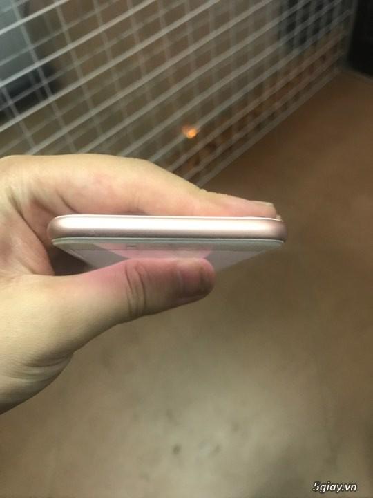 Iphone7 LOCK hồng còn bảo hành gần 1 năm - 2