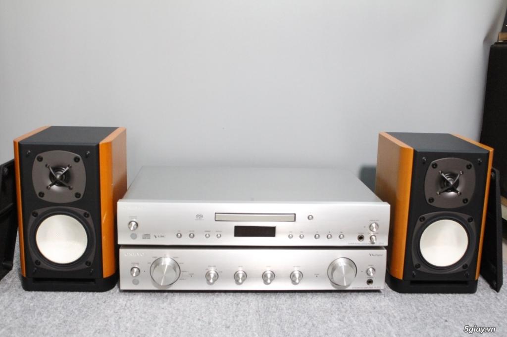 Máy nghe nhạc MINI Nhật đủ các hiệu: Denon, Onkyo, Pioneer, Sony, Sansui, Kenwood - 40