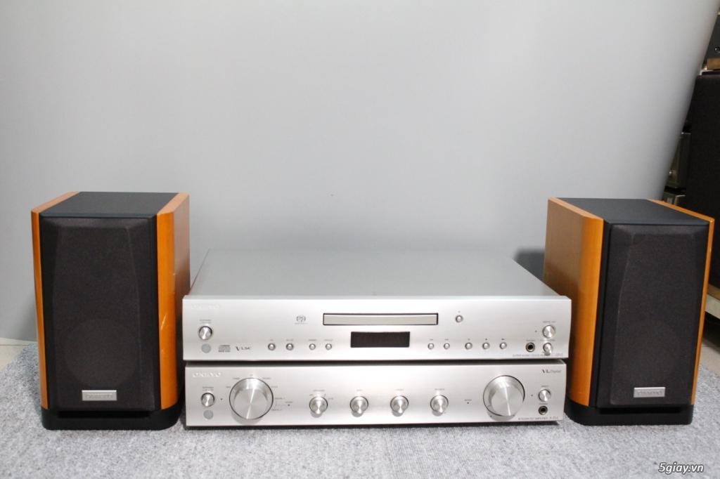 Máy nghe nhạc MINI Nhật đủ các hiệu: Denon, Onkyo, Pioneer, Sony, Sansui, Kenwood - 39