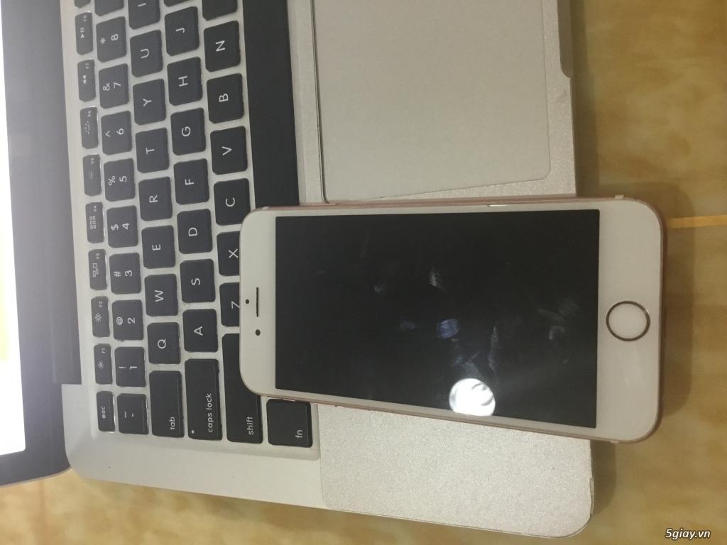 Bán gấp iPhone 6s Rose Lock có vân tay - 1