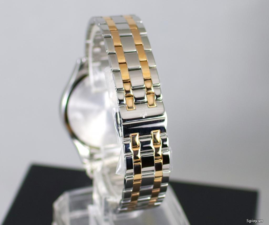 Đồng hồ nữ xách tay chính hãng Seiko,Bulova,Hamilton,MontBlanc,MK,.. - 22
