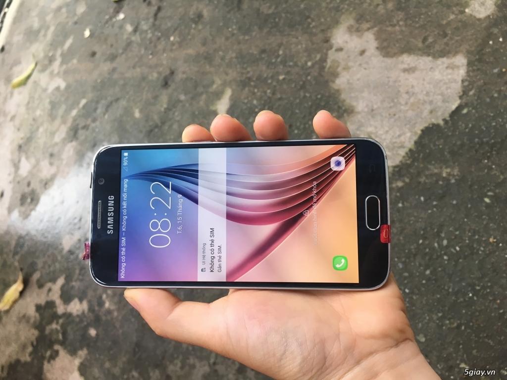 Cần Bán : Samsung Galaxy S6 Mỹ 99% - 2